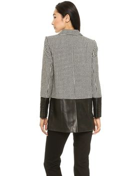 huxley-boxy-peak-lapel-jacket by rachel-zoe