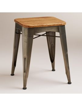 brayden-metal-and-wood-stool by world-market