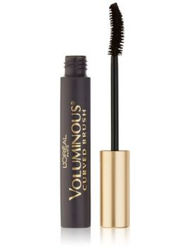loréal-paris-voluminous-original-curved-brush-mascara,-black,-028-fl-oz by loreal-paris