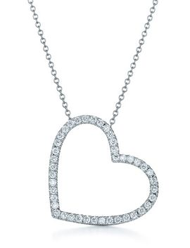 large-silhouette-diamond-necklace by kwiat