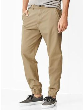 twill-track-pants by gap
