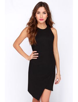 one-more-time-black-dress by lulus