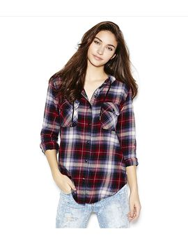 the-hooded-flannel-shirt by garage