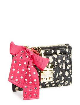 be-mine-again-coin-pouch by betsey-johnson