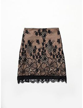 flower-bomb-slip-skirt by free-people