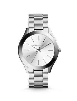 slim-runway-silver-tone-watch by michael-kors