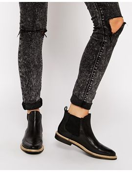 asos-arvie-chelsea-ankle-boots by asos-collection