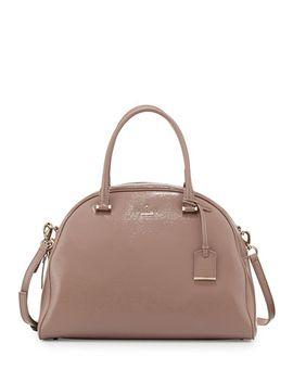 cedar-street-pearl-domed-satchel-bag,-rosewater by kate-spade-new-york