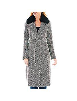 worthington®-wool-blend-belted-coat by worthington