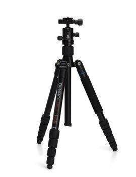 benro-a1692tb0-travel-angel-ii-tripod-kit--aluminum-twist-lock-legs-with-b0-head-(black) by benro