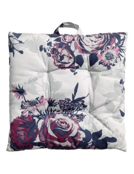 floral-seat-cushion by h&m