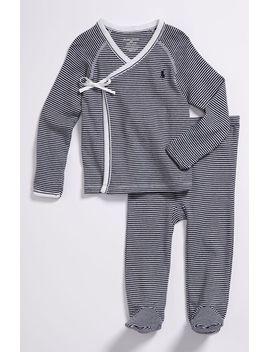 stripe-kimono-two-piece-set by ralph-lauren