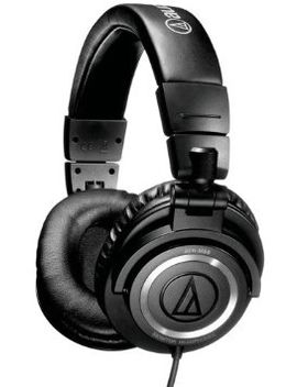 audio-technica-ath-m50-professional-studio-monitor-headphones-(old-model) by audio-technica