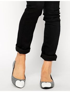 asos-long-for-ballet-flats by asos-collection