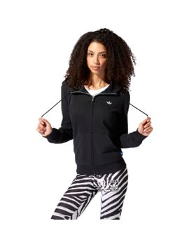 adidas-womens-originals-full-zip-slim-hoodie by adidas®