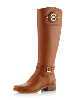 stockard-leather-riding-boot by michael-michael-kors