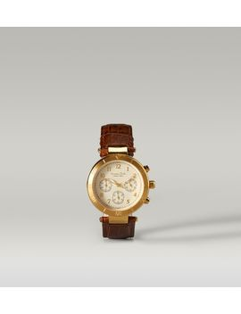 crocodile-chrono-watch by massimo-dutti