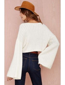 nasty-gal-bells-out-crop-sweater by nasty-gal