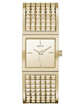 bryant-park-square-crystal-bangle-watch,-21mm by dkny