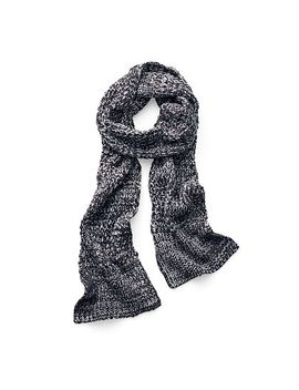 knit-scarf by victorias-secret