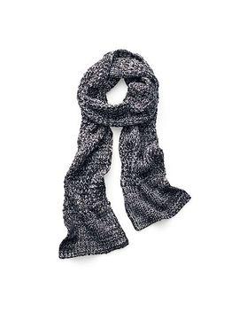 knit-scarf by victorias-secret