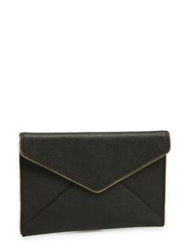 leo-envelope-clutch by rebecca-minkoff
