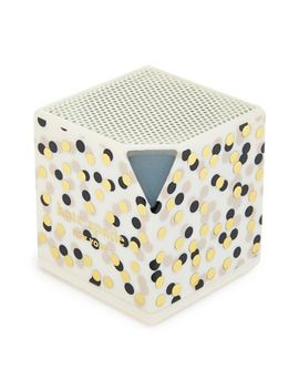 confetti-dot-bluetooth®-speaker by kate-spade-new-york
