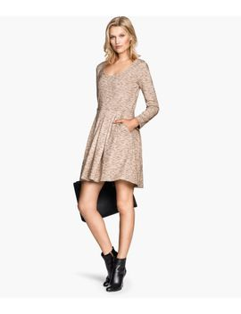 long-sleeved-dress by h&m