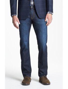 graduate-slim-straight-leg-jeans by ag