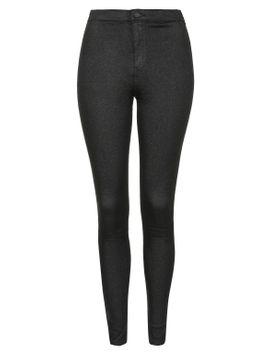 moto-glitter-joni-jeans by topshop