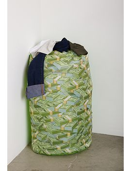 money-laundry-bag by forever-21