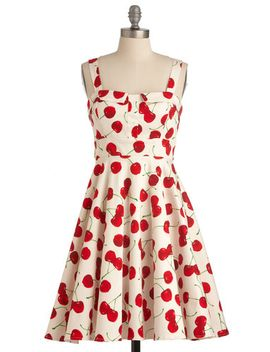 pull-up-a-cherry-a-line-dress-in-white by modcloth