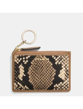madisonmini-skinny-in-python-print-fabric by coach