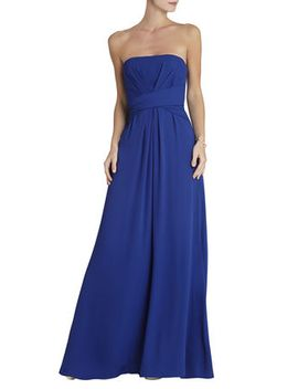 whitley-strapless-gown by bcbgmaxazria