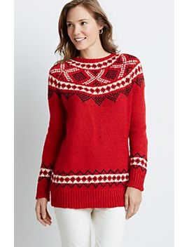 windham-fair-isle-pullover by jjill