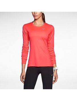 womens-running-shirt by nike