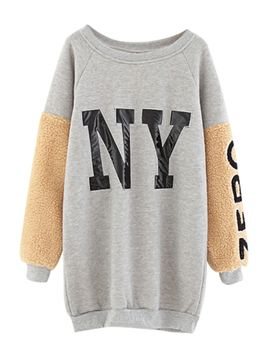 essential-ny-loose-paneled-sweatshirt by oasap