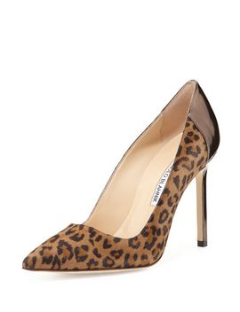 bb-suede-point-toe-pump,-leopard by manolo-blahnik