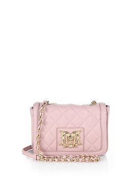 quilted-faux-leather-crossbody-bag by love-moschino