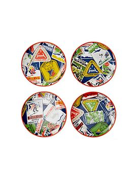 Tourism Appetizer Plate Set by Cwonder