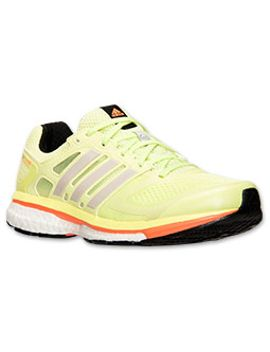 womens-adidas-supernova-glide-6-boost-running-shoes by adidas