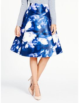 dusk-clouds-a-line-skirt by kate-spade