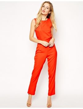 asos-jumpsuit-with-zip-detail by asos-collection