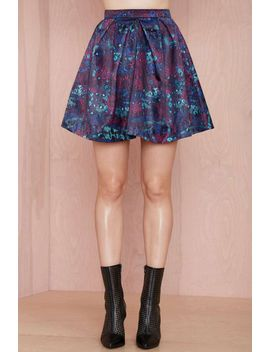nasty-gal-wild-for-the-night-satin-skirt by nasty-gal