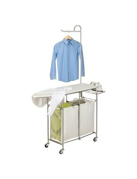 honey-can-do-foldable-ironing-laundry-center-and-valet by honey-can-do