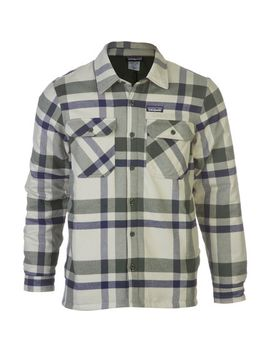 insulated-fjord-flannel-jacket---mens by patagonia
