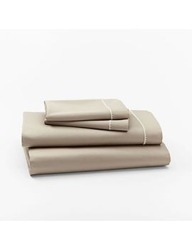 350-thread-count-organic-sateen-sheet-set by west-elm