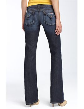 signature-flap-pocket-bootcut-jeans by hudson-jeans