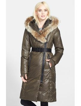 jasmine-genuine-coyote-fur-trim-asymmetrical-coat by rud-by-rudsak