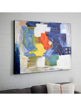 sarah-campbell-abstract-wall-art---path by west-elm